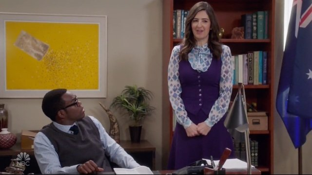 The Good Place Season 3 Episode 5