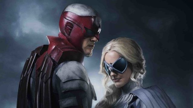 See Hawk & Dove in Action With the New Titans Clip