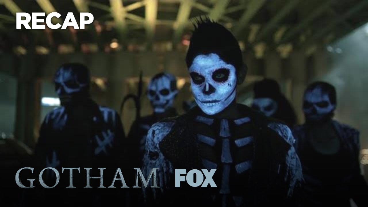 NYCC: Gotham Season 5 Sizzle Reel Delivers New Footage