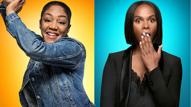 Tyler Perry's Nobody's Fool Poster: She Shows Up & Everything Blows Up