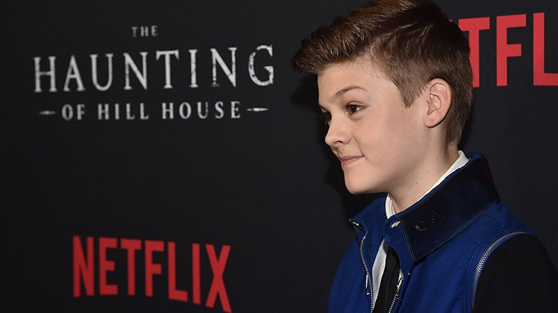 CS Interview: Paxton Singleton Talks Netflix's The Haunting of Hill House