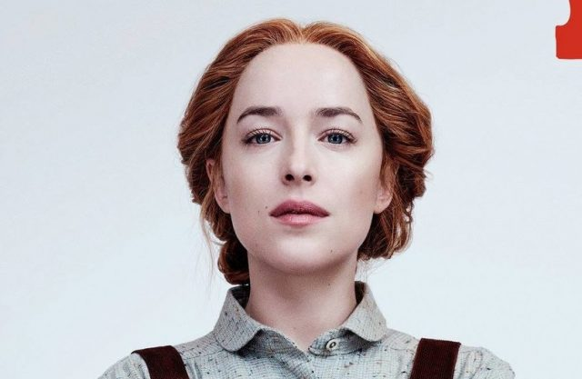 New Suspiria Poster Features Dakota Johnson as Susie