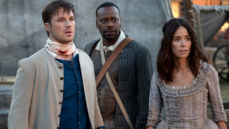 NBC's Timeless Series Finale Sets Premiere Date
