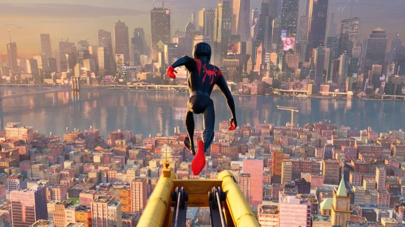 Insomniac's Advanced Spider Suit Makes an Appearance in New Spider-Man Movie