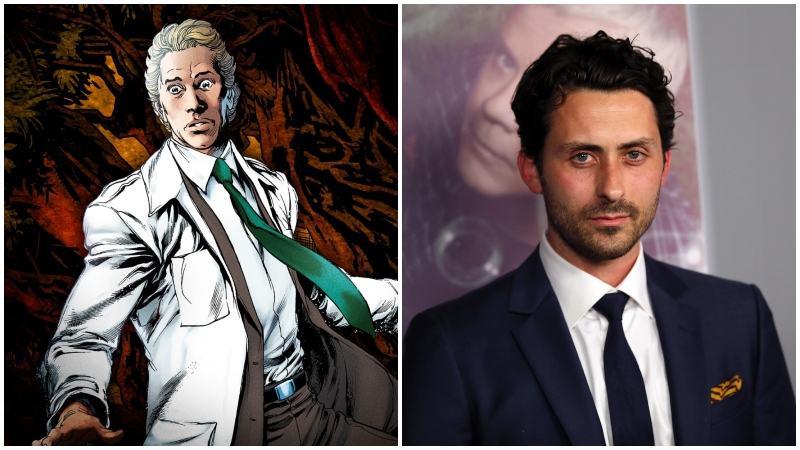 Andy Bean Joins DC Universe's Swamp Thing as Alec Holland