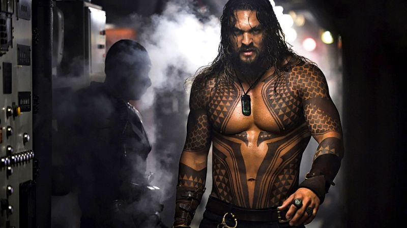 Jason Momoa Trains for Battle in Final 'Aquaman' Trailer