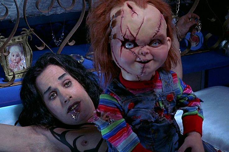Friends 'Til the End- 10 Craziest Chucky Movie Moments