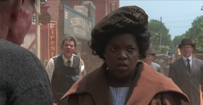 Steven Spielberg and Oprah Developing The Color Purple Musical