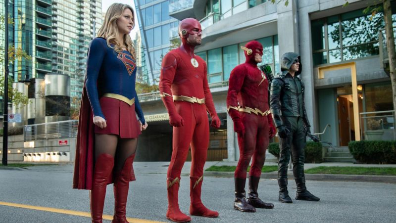 The CW Releases Official Episodes Synopses for Elseworlds