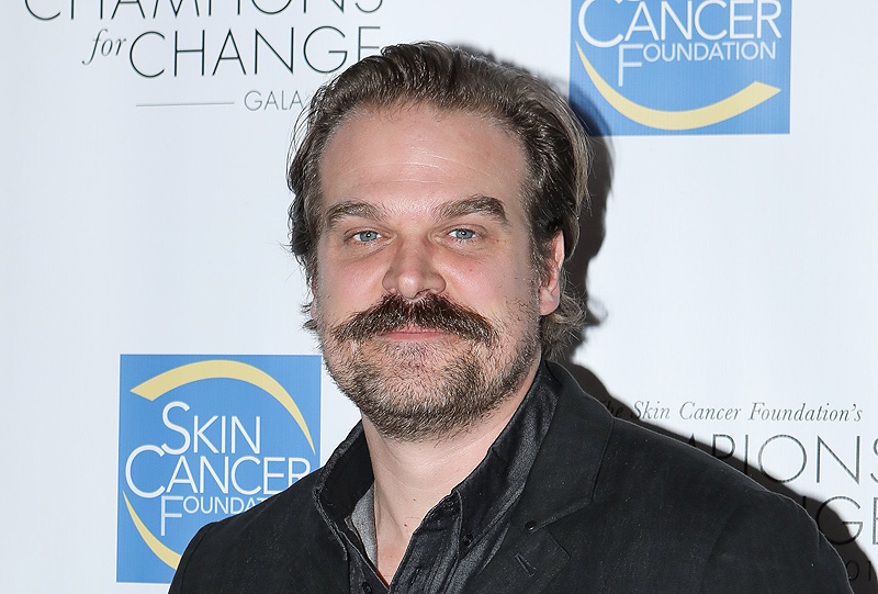 Hellboy Star David Harbour Joins Chris Hemsworth in Dhaka