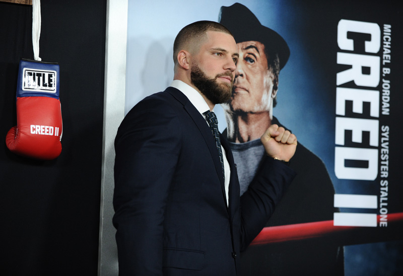 CS Interview: Florian Munteanu Carries on the Drago Legacy in Creed II