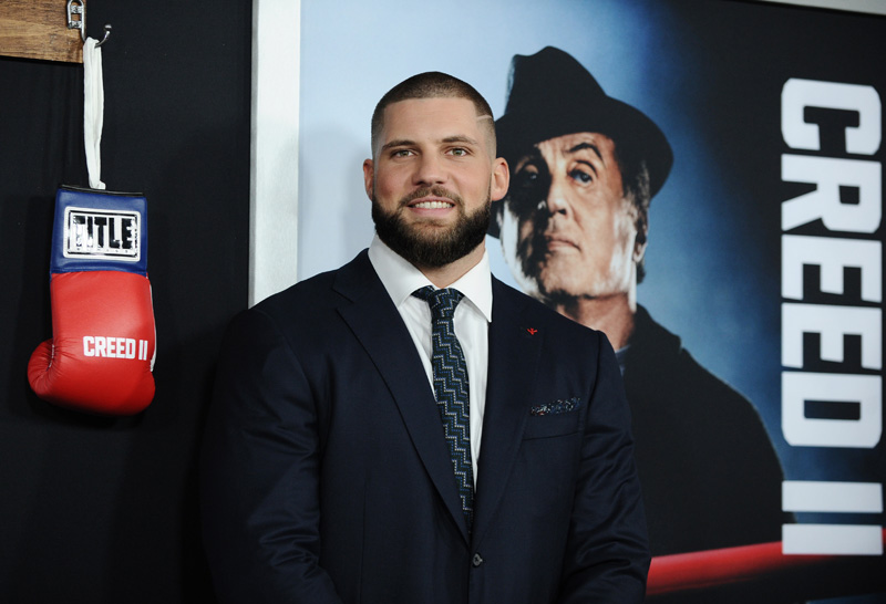 Exclusive: Florian Munteanu's 5 Favorite Sports Movies