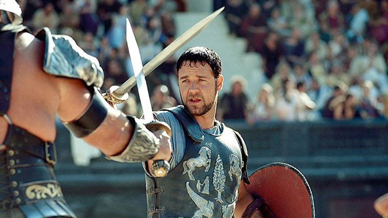 Ridley Scott moving ahead with Gladiator sequel
