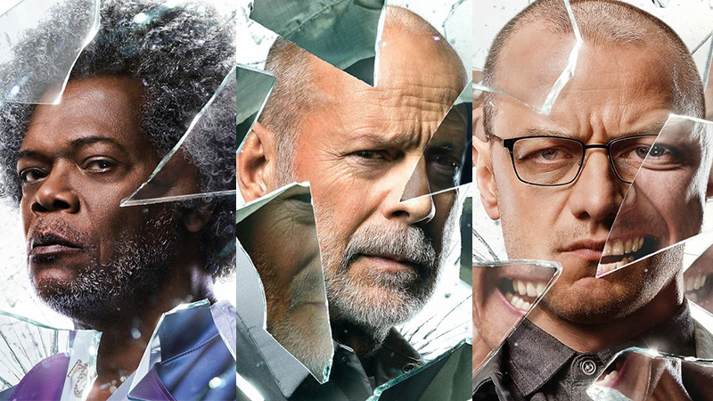 Universal Releases Three New Glass Character Posters