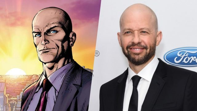 JON CRYER Cast as LUTHOR ... Again