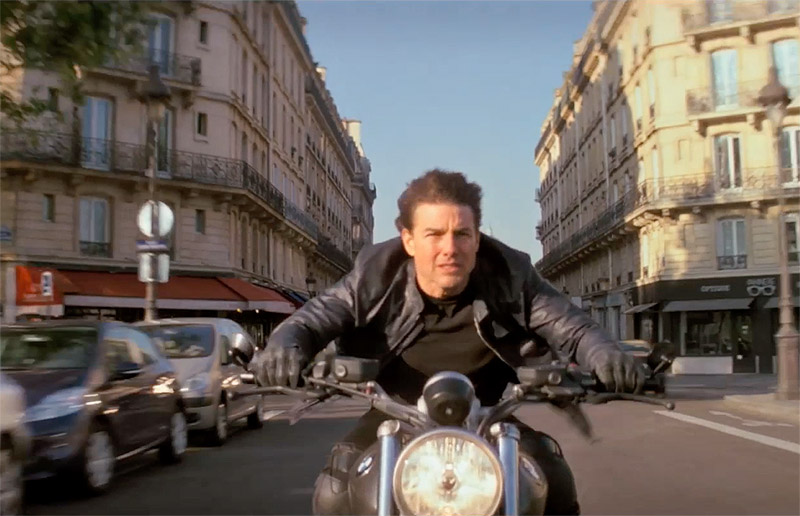 Exclusive Mission: Impossible - Fallout Bike Chase Clip!