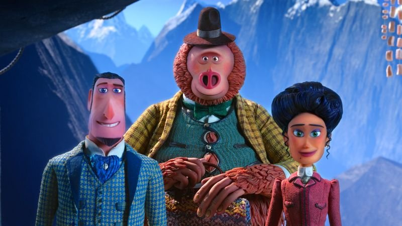 New Missing Link Trailer Shows Off Laika's Latest