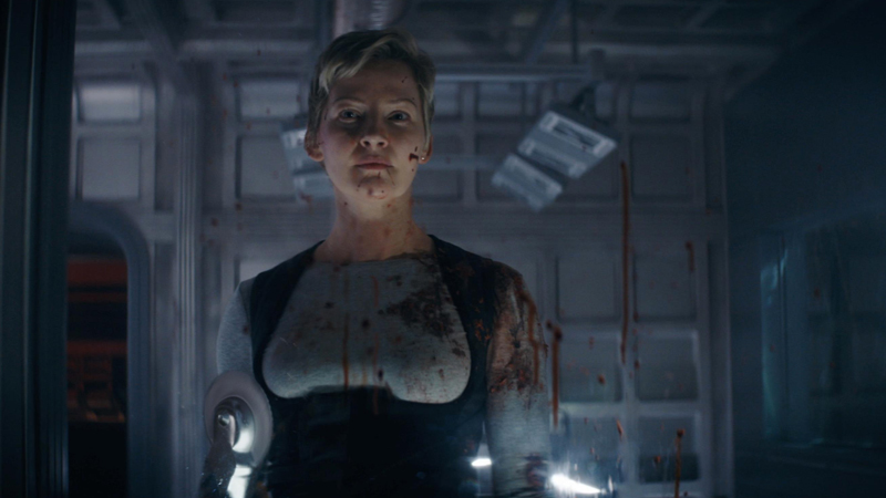 first five minutes of George R.R. Martin's Nightflyers