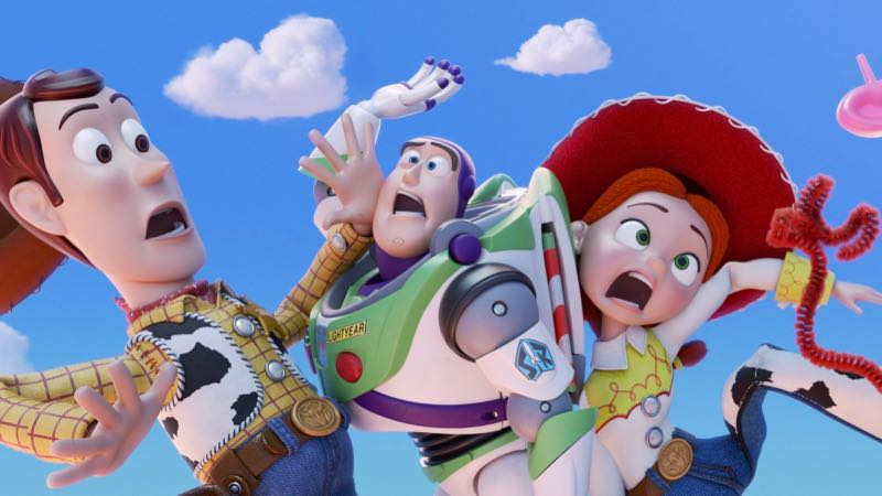 The Toy Story 4 Teaser Trailer is Here!