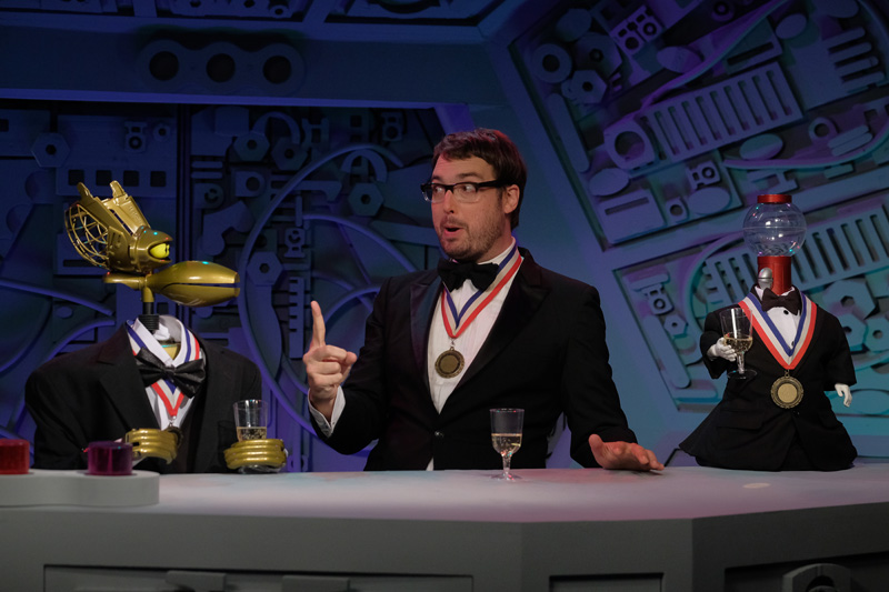 CS Interview: Joel Hodgson & Jonah Ray on MST3K: The Gauntlet