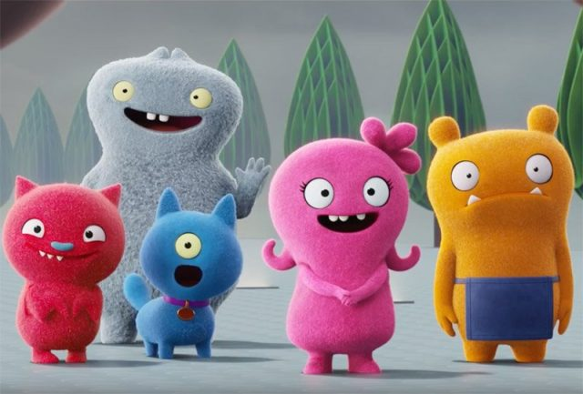 STX's UglyDolls Gets a New Release Date on May