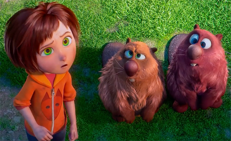 New Wonder Park Trailer is an E-Ticket to Adventure
