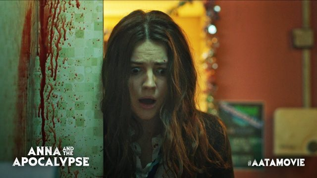 New Anna and the Apocalypse Clip Reveals a Bloody Zombie Kill