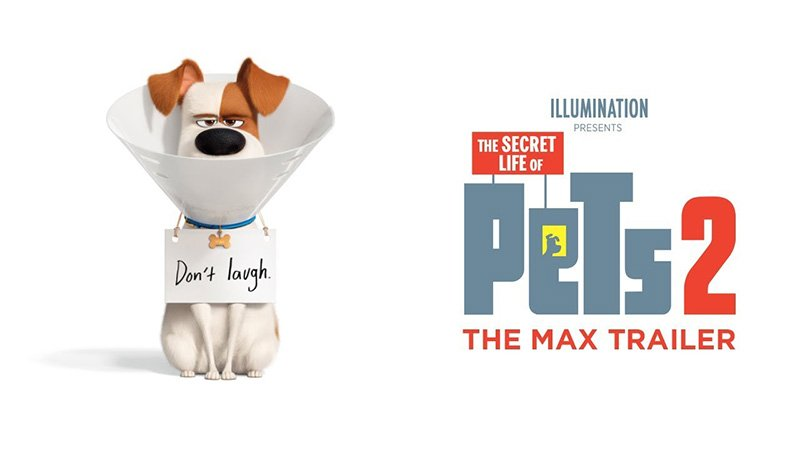 'The Secret Life of Pets 2' Max Trailer