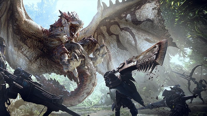 New Image From Monster Hunter Adaptation Released
