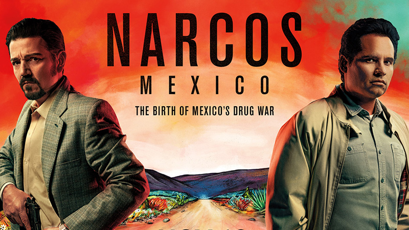 Narcos: Mexico Featurette and New Photos Released