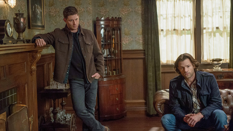The CW's Supernatural 14.05 Sneak Peek Released