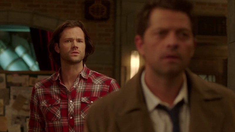 Supernatural 14.07 Promo: Unhuman Nature