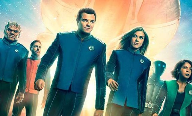 Welcome to the Galaxy in New The Orville Season 2 Promo