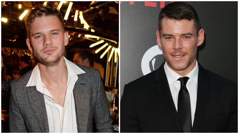 Jeremy Irvine, Brian J. Smith Cast in Bourne-Spinoff Series Treadstone