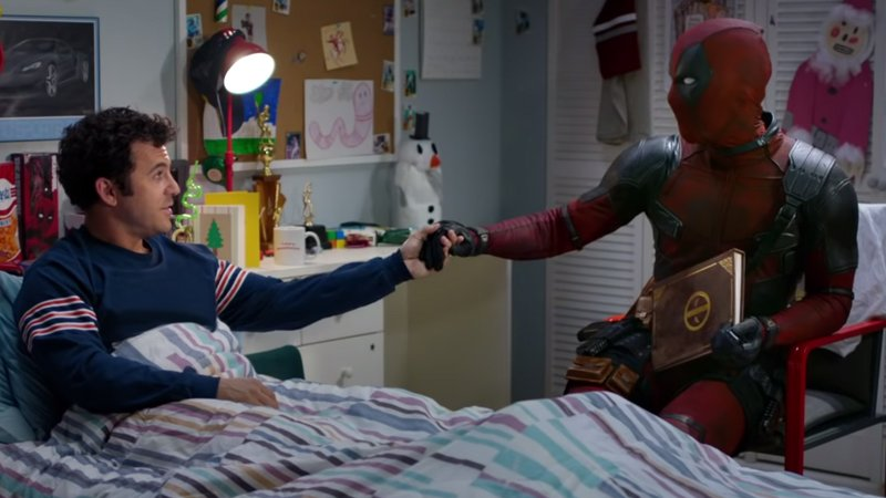 Once Upon A Deadpool New Promo