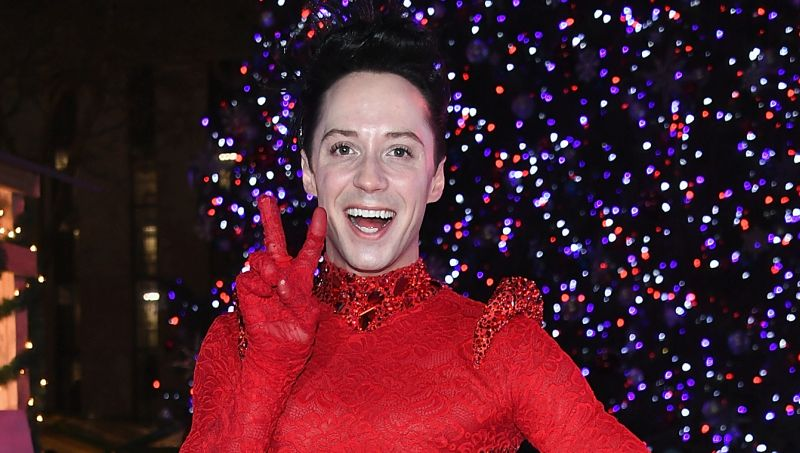 Johnny Weir Signs On For Netflix's Spinning Out