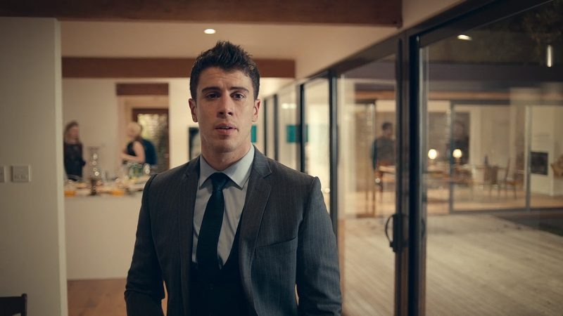 Shyamalan's Apple series lands Toby Kebbell