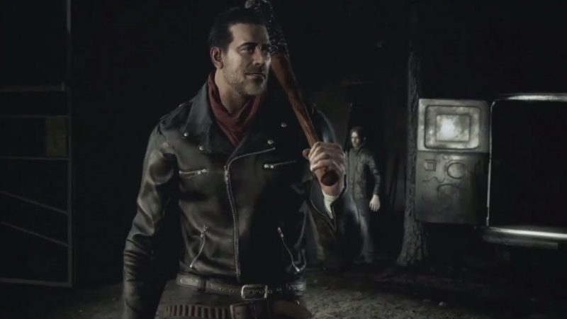 Tekken 7 trailer shows off Negan's moves