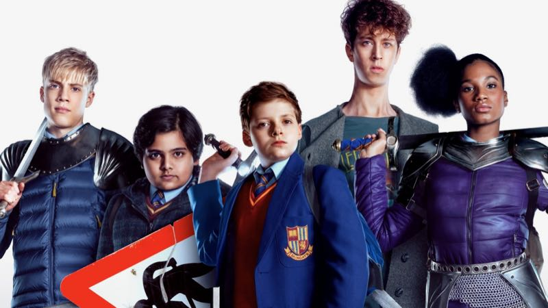 New Trailer and Character Posters for The Kid Who Would Be King Debut