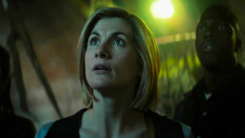 Doctor Who series finale trailer