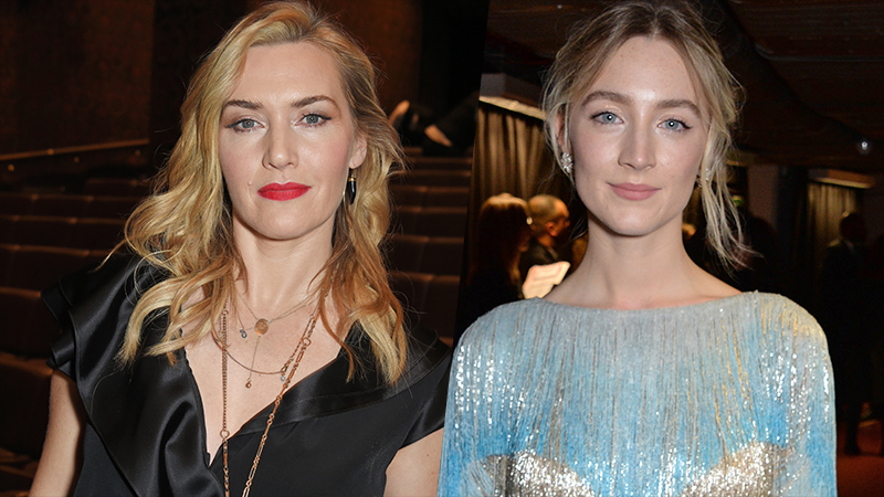 Kate Winslet, Saoirse Ronan to Star in Fossil Hunter Movie 'Ammonite'