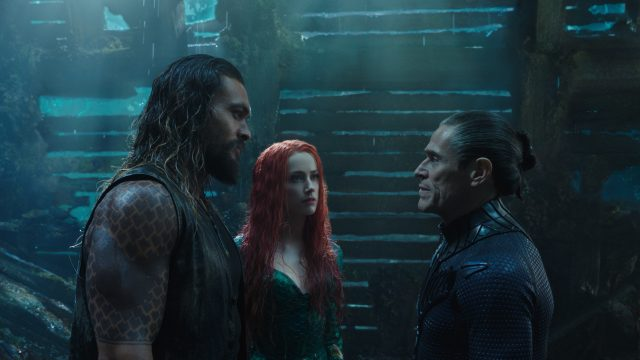 Vulko Wants Arthur to Find the Trident of Neptune in New Aquaman Clip