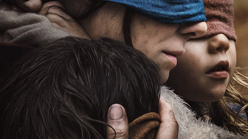 Second Trailer for Netflix's Survival Film 'Bird Box' with Sandra Bullock