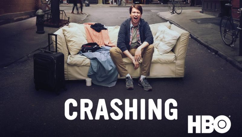 Pete Holmes' Crashing Returns to HBO for Season 3 this January