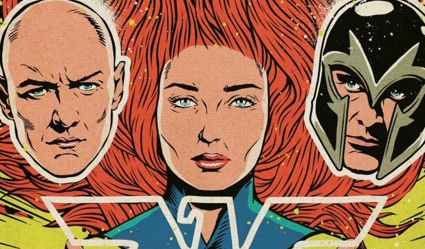 Dark Phoenix Gets a Comic Book Inspired Poster for CCXP