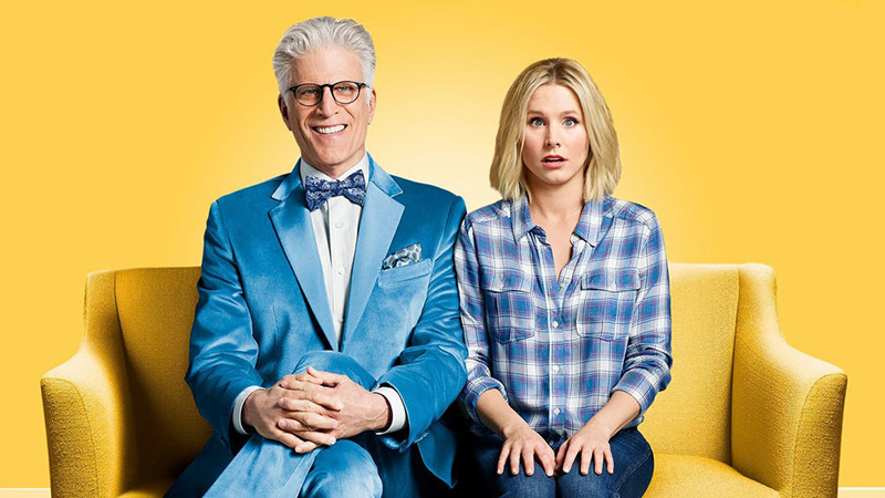 The Good Place Renewed for Season 4 at NBC