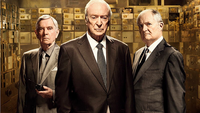 Michael Caine's King of Thieves Trailer & Poster Released