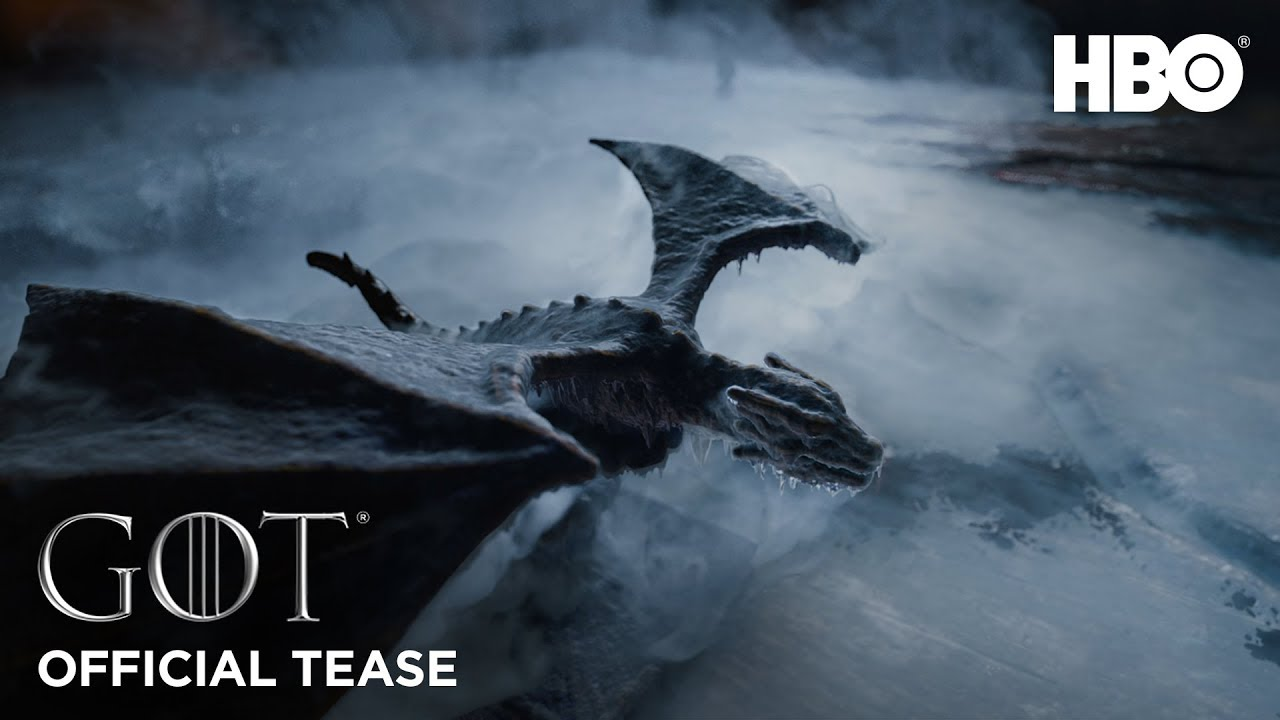 HBO releases first official teaser for 'Game of Thrones' season eight