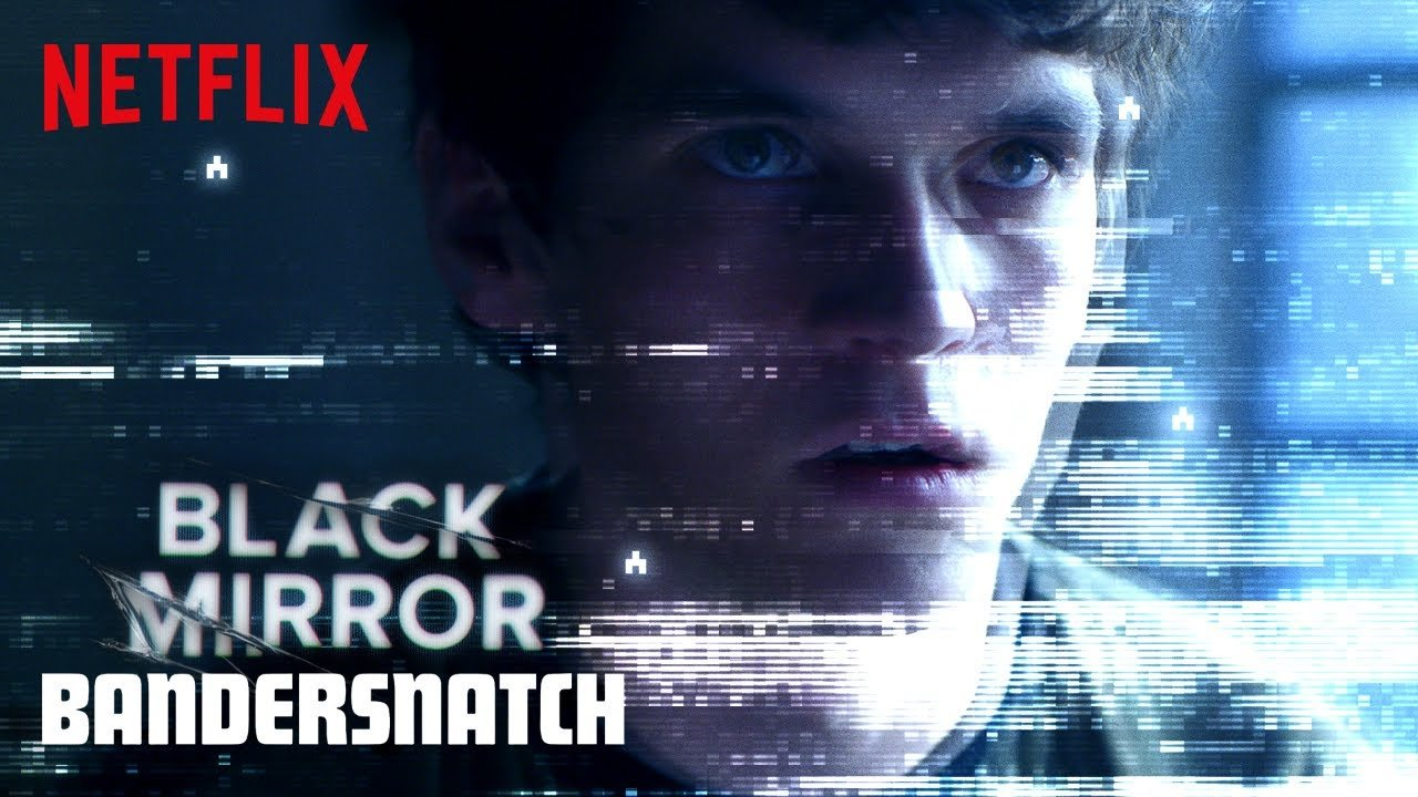 The Black Mirror: Bandersnatch Trailer is Here!
