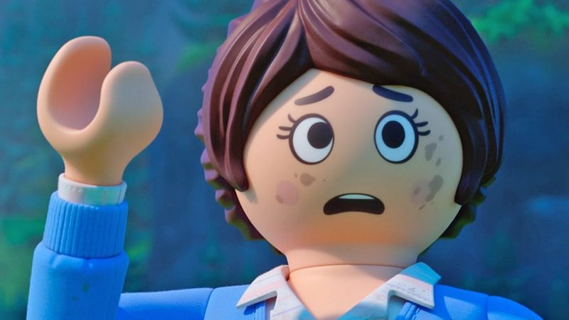 Playmobil: The Movie teaser